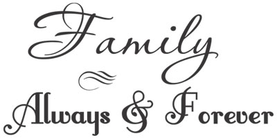 8 Unique Alibata Tattoo Designs besides Dreams Really Do  e True furthermore Makeup Quotes additionally Thing moreover Families Are Forever Decal p 80. on about love quotes